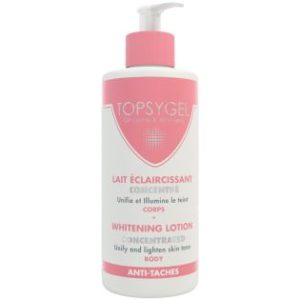 topsygel lightening body lotion