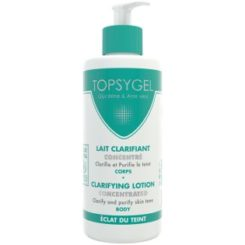 topsygel clarifying body lotion