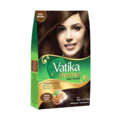 Vatika Henna Dark Brown
