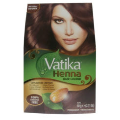 Vatika Henna Natural Brown