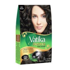 Vatika Henna Rich Black