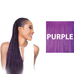 X-pression Ultra Braid Purple