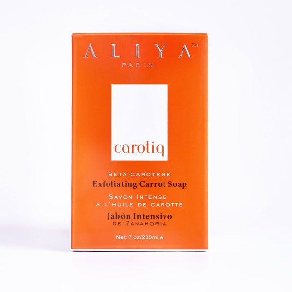 Aliya Carrot Intense Soap